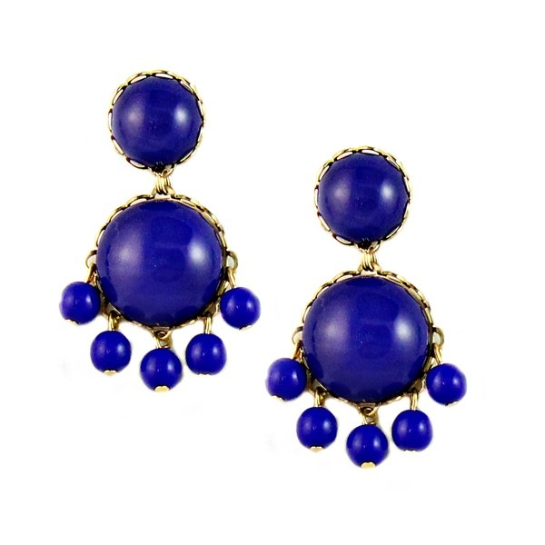 Bold Blue Baubles