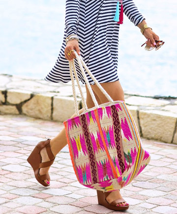 10 Stylish Beach Bags to Carry All Summer - theFashionSpot