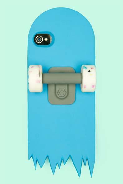 Candies Skate Deck iPhone Case