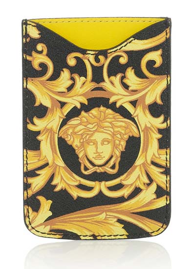 Versace Printed PVC iPhone Case
