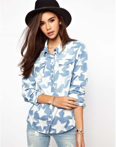 Star-Spangled Shirt