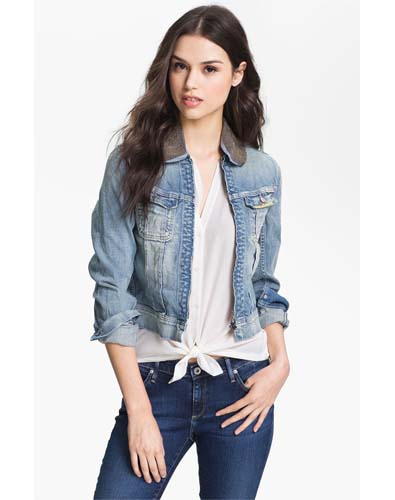 Upgrade Your Denim Jacket