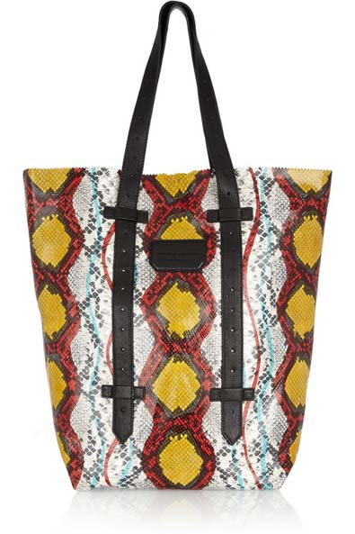 The Python Tote