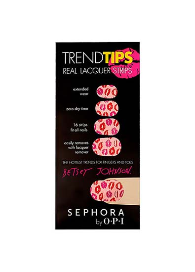 Betsy Johnson Trend Tips in Lips