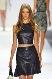 Charlotte Ronson's Leather Separates