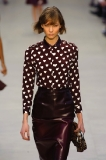 Burberry Prorsum's Queen of Hearts Show