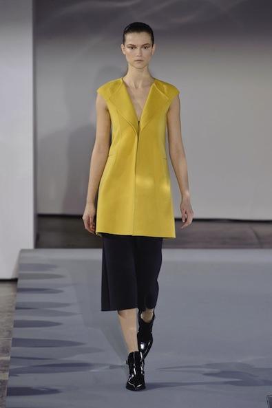 Jil Sander's Modern Women Stands on her Own