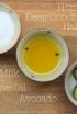 Avocado, Coconut Milk and Olive Oil