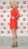 Fearne Cotton in Red