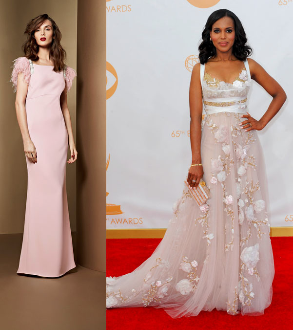 Escada & Kerry Washington
