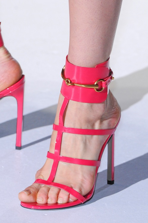 Gucci's Candy-Filled Heels