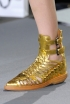Phillip Lim's Gold Foiled Flats
