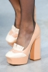Bottega Veneta's Colorblocked Loafers