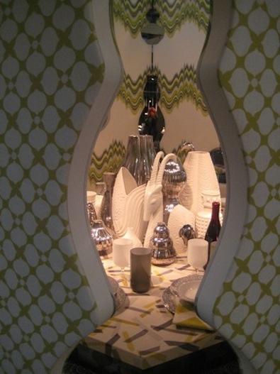 Designer Table by Kravet