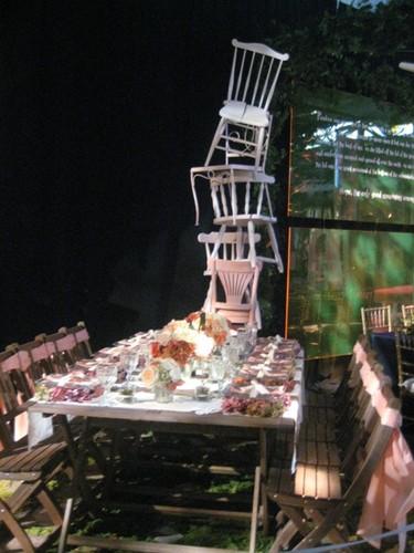 Designer Table by New York University