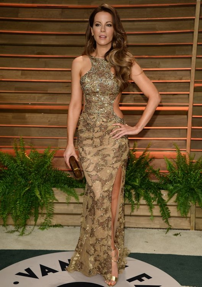Kate Beckinsale at the 2014 Vanity Fair Oscar Party