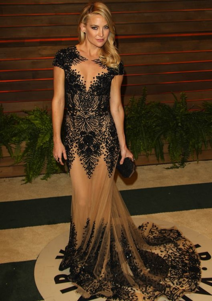 Kate Hudson at the 2014 Vanity Fair Oscar Party