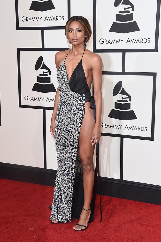 2016 Grammy Awards Red Carpet TheFashionSpot