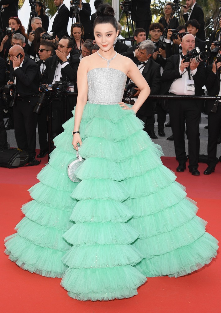 Fan Bingbing at the Opening Gala and Premiere of Everybody Knows