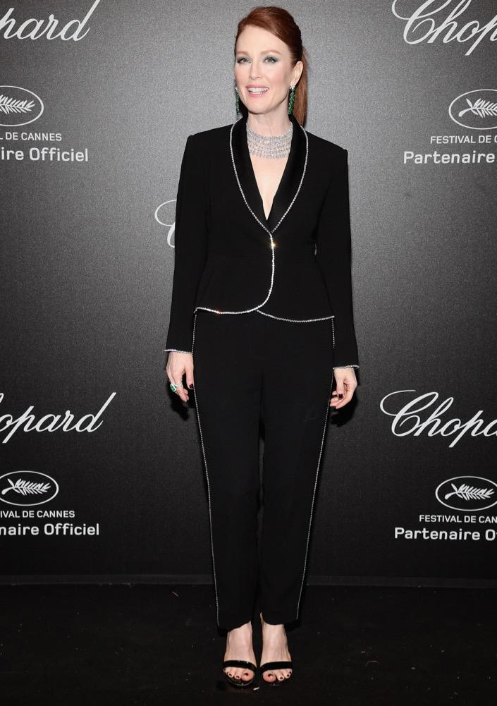 Julianne Moore at Chopard's Secret Night