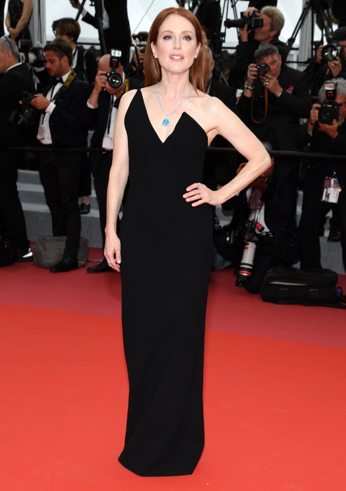 Julianne Moore at the Premiere of Yomeddine