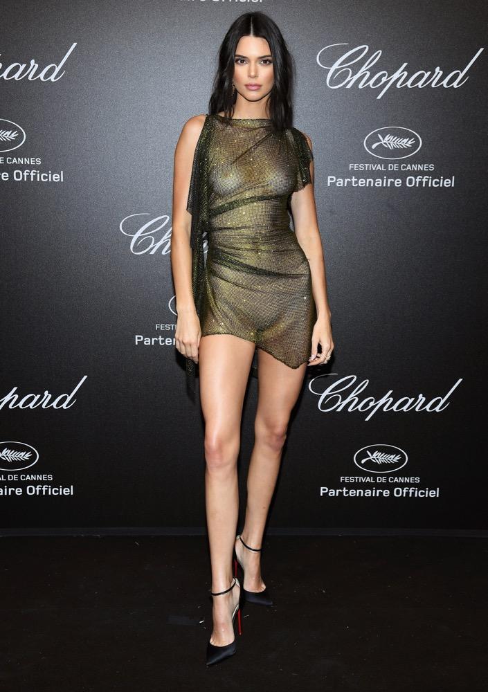 Kendall Jenner at Chopard's Secret Night