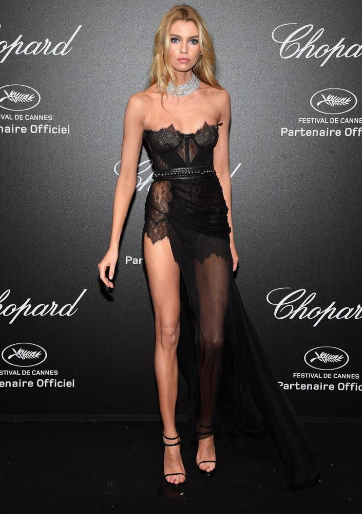 Stella Maxwell at Chopard's Secret Night