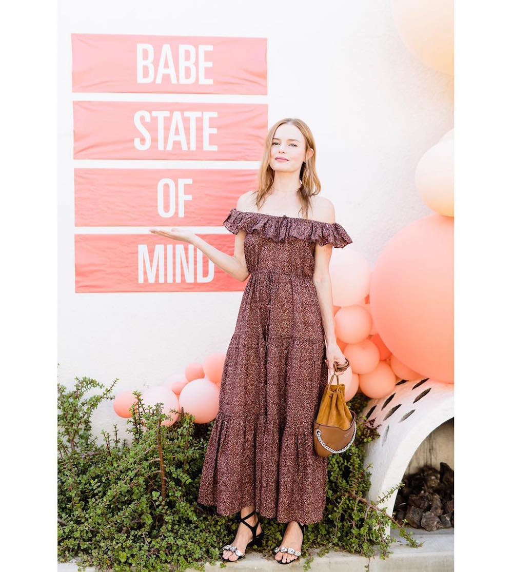 Kate Bosworth, Weekend 1, Day 2