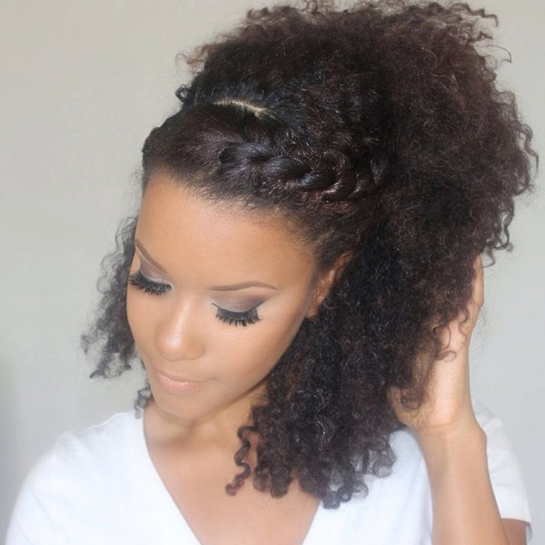 Sensational 45 Cute Hairstyles For Curly Hair Curly Hair Styles Thefashionspot Short Hairstyles Gunalazisus
