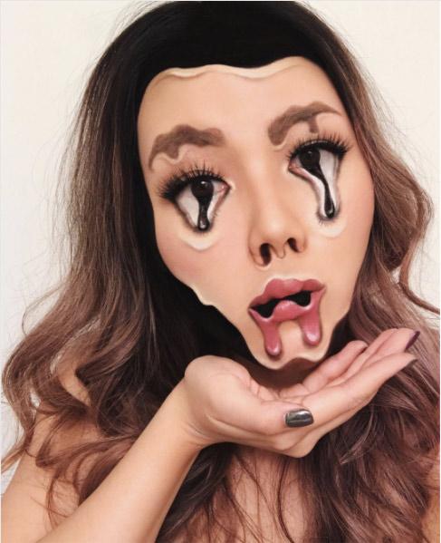 halloween makeup waterflls 1 of 101