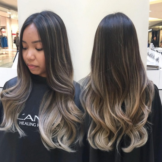 50 Brilliant Balayage Hair Color Ideas Thefashionspot