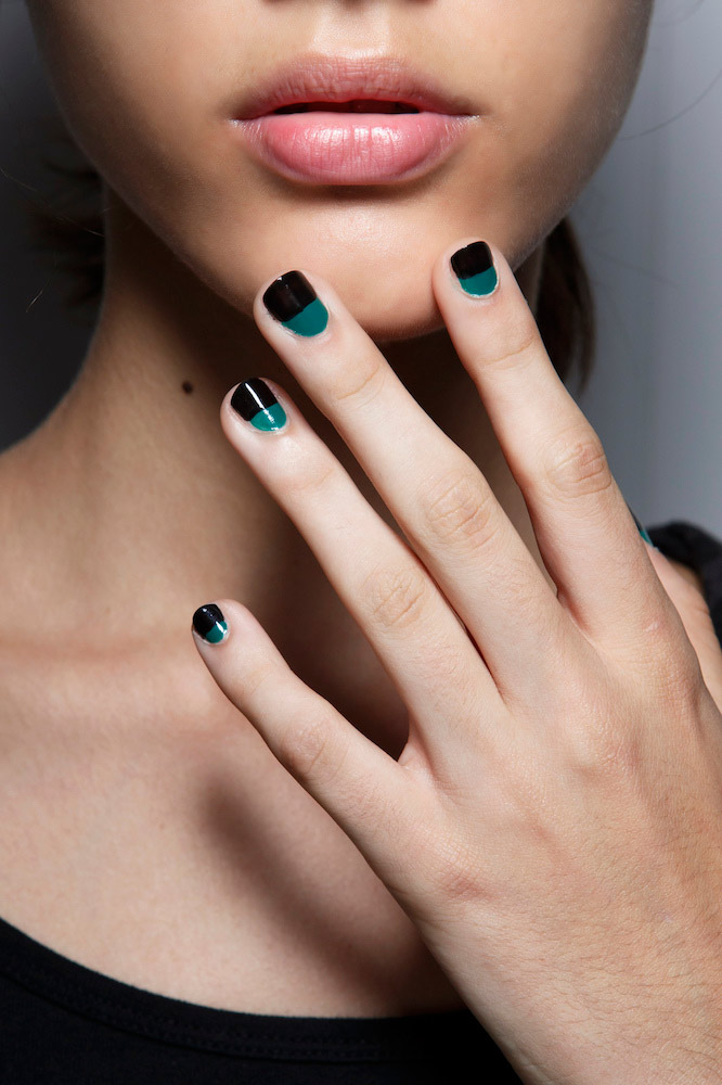 51 Cool and Easy Nail Designs That Anyone Can Pull Off - theFashionSpot