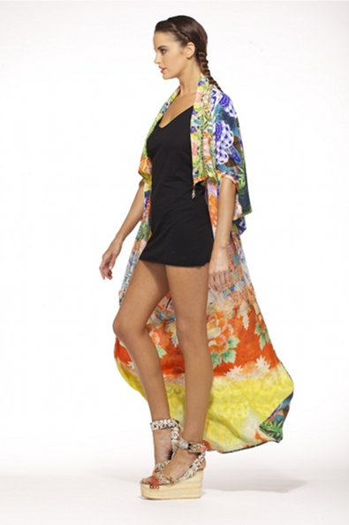 Camilla Endless Summer Reversible Coat