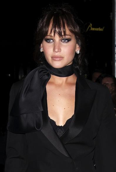 Jennifer Lawrence's Glam Girl