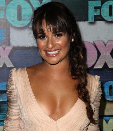 Lea Michele's Glowing Skin