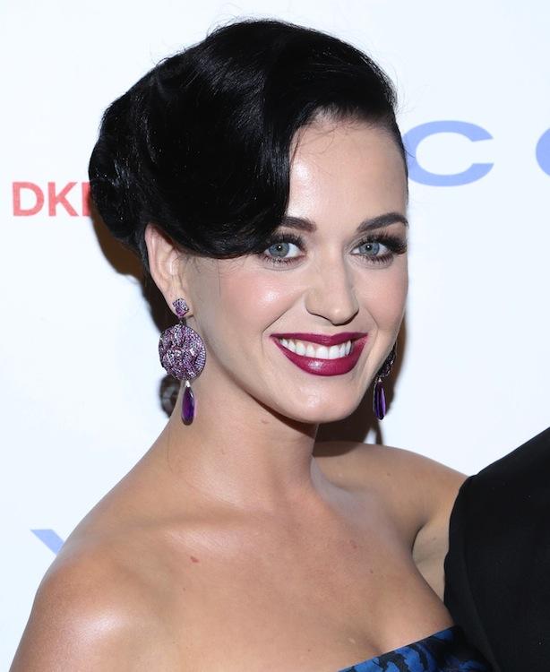 Katy Perry's Retro Do