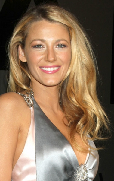 Blake Lively's Natural Glamour 