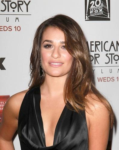Lea Michele's Sexy Part