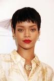 Rihanna's Sophisticated Crop