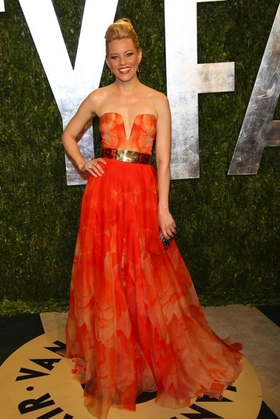 Elizabeth Banks at the 2013 Vanity Fair Oscar Party