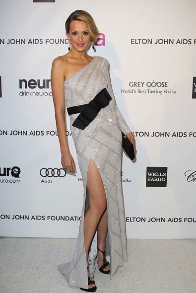 Petra Nemcova at the 21st Annual Elton John AIDS Foundation's Oscar Viewing Party
