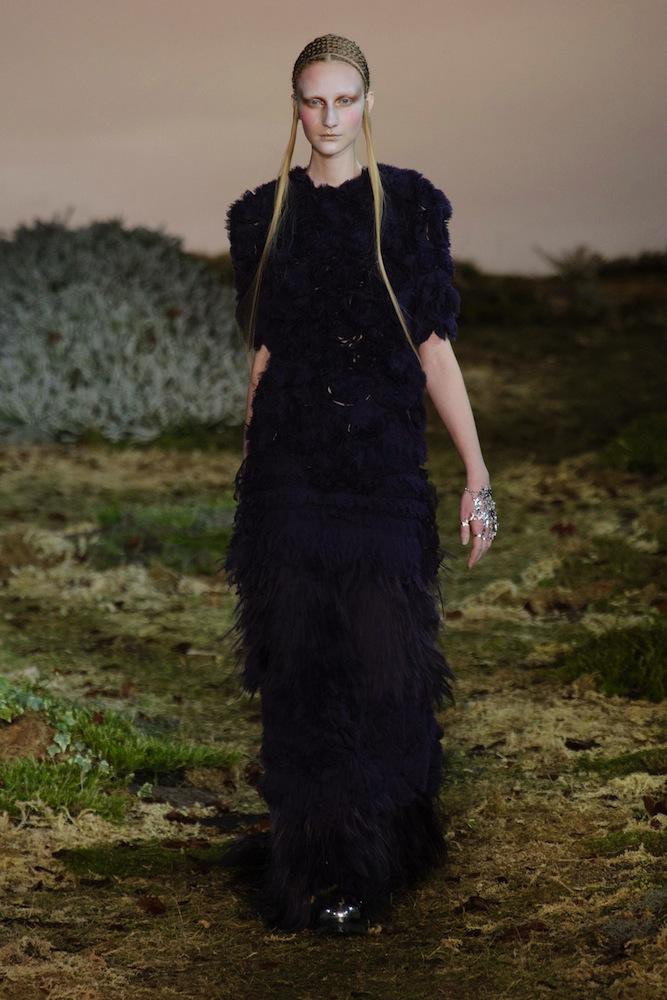 Alexander McQueen Fall 2014
