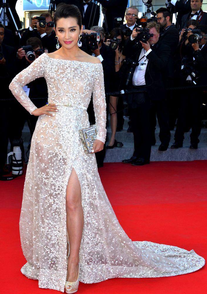 Cannes 2015: Li Bingbing in Zuhair Murad Couture   Tom   Lorenzo