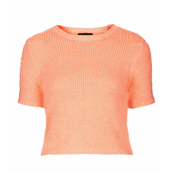 The Short-Sleeved Sweater