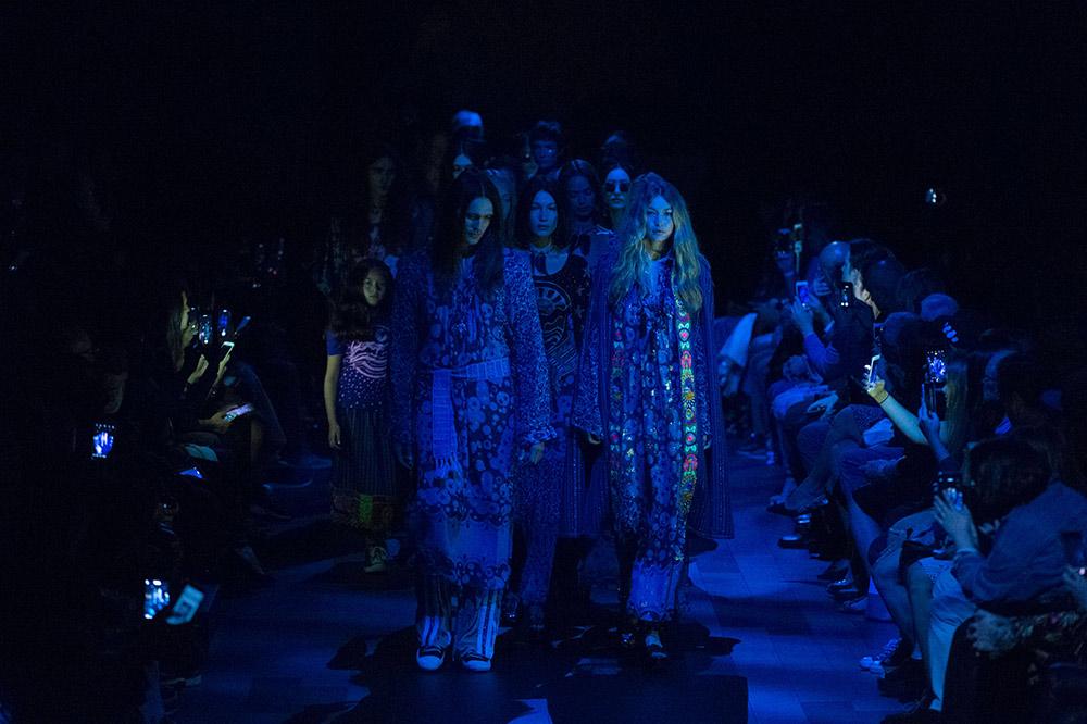 Anna Sui Spring 2018