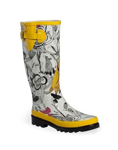 Unique Rain Boots - Boot Hto