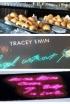 Tracey Emin Brunch