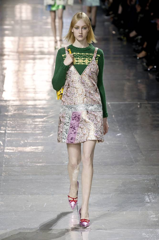 Aspen Chic at Miu Miu