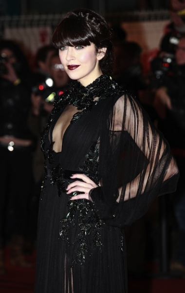Nolwenn Leroy at the NRJ Music Awards