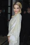 Rita Ora at the BRIT Awards Nominations